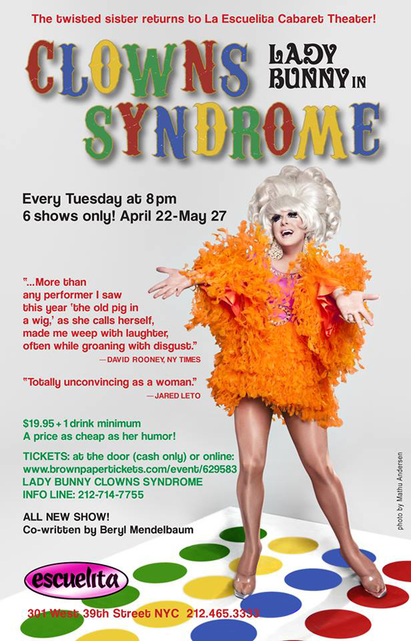 lady bunny new york gay