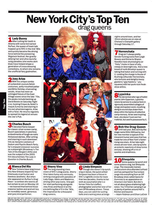 best gay new york drag queens
