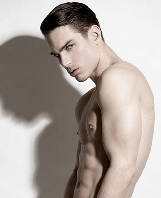 male model matthew ludwinski