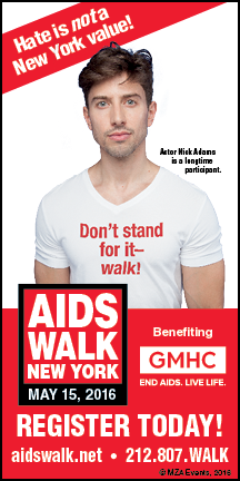 aids walk new york nick adams