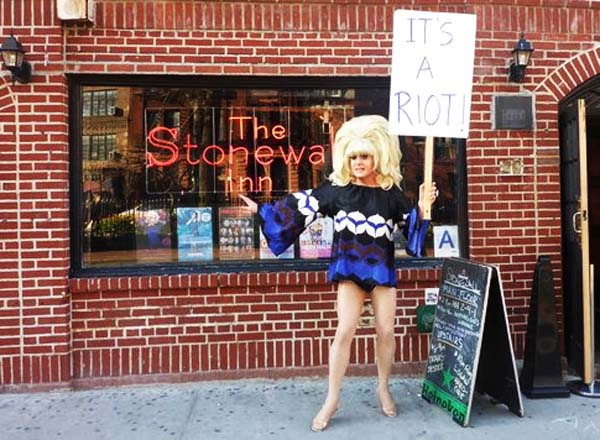 lady bunny stonewall new york